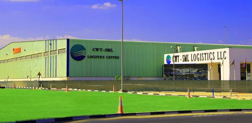 CWT-SML Logistics LLC » Our Facilities